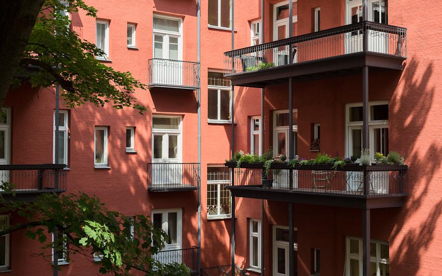 BALKONRAUM München - KULLA Balkongeländer