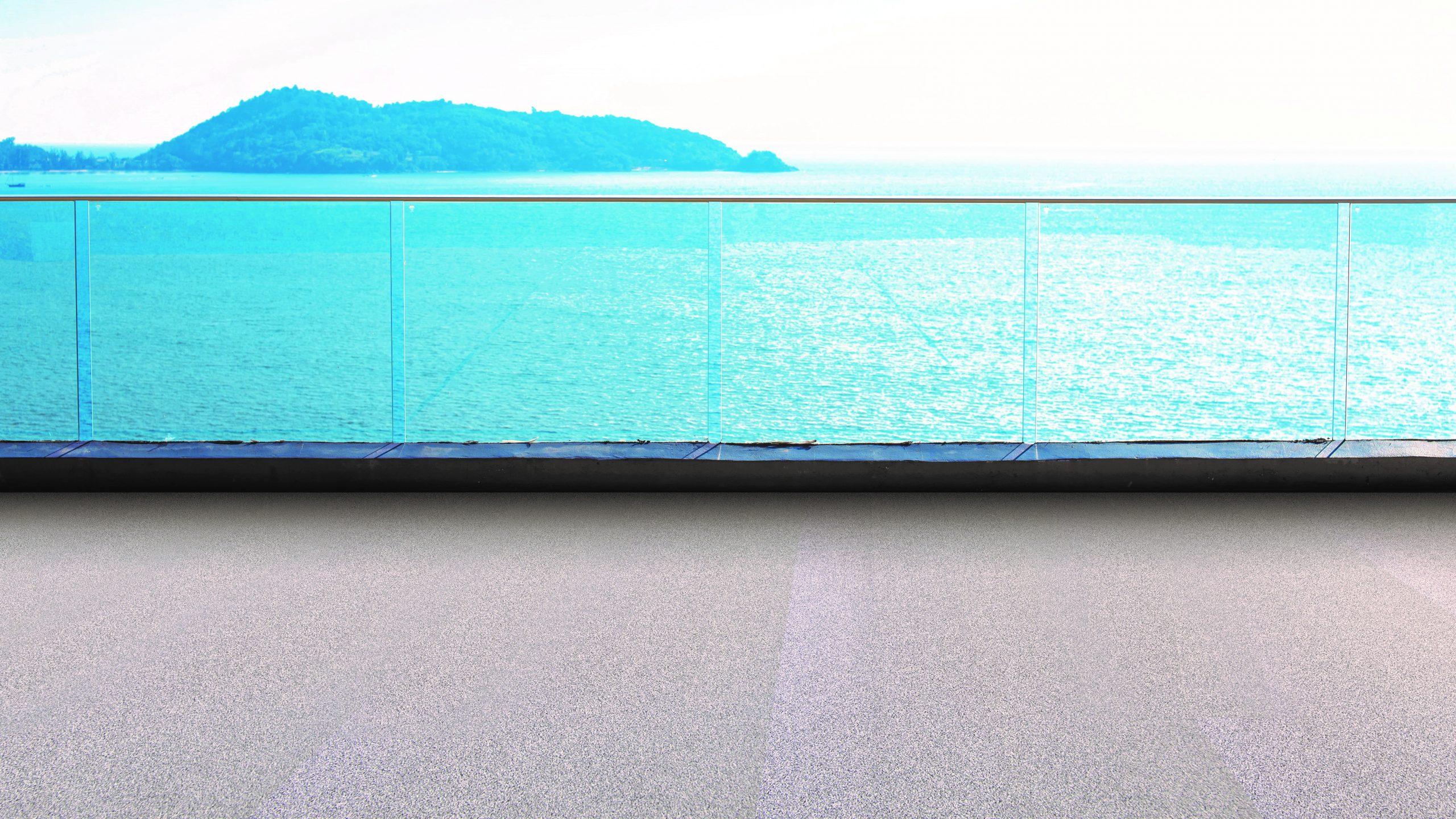 BALKOFLOOR Aluminium Bodenbelag für Freiflächen