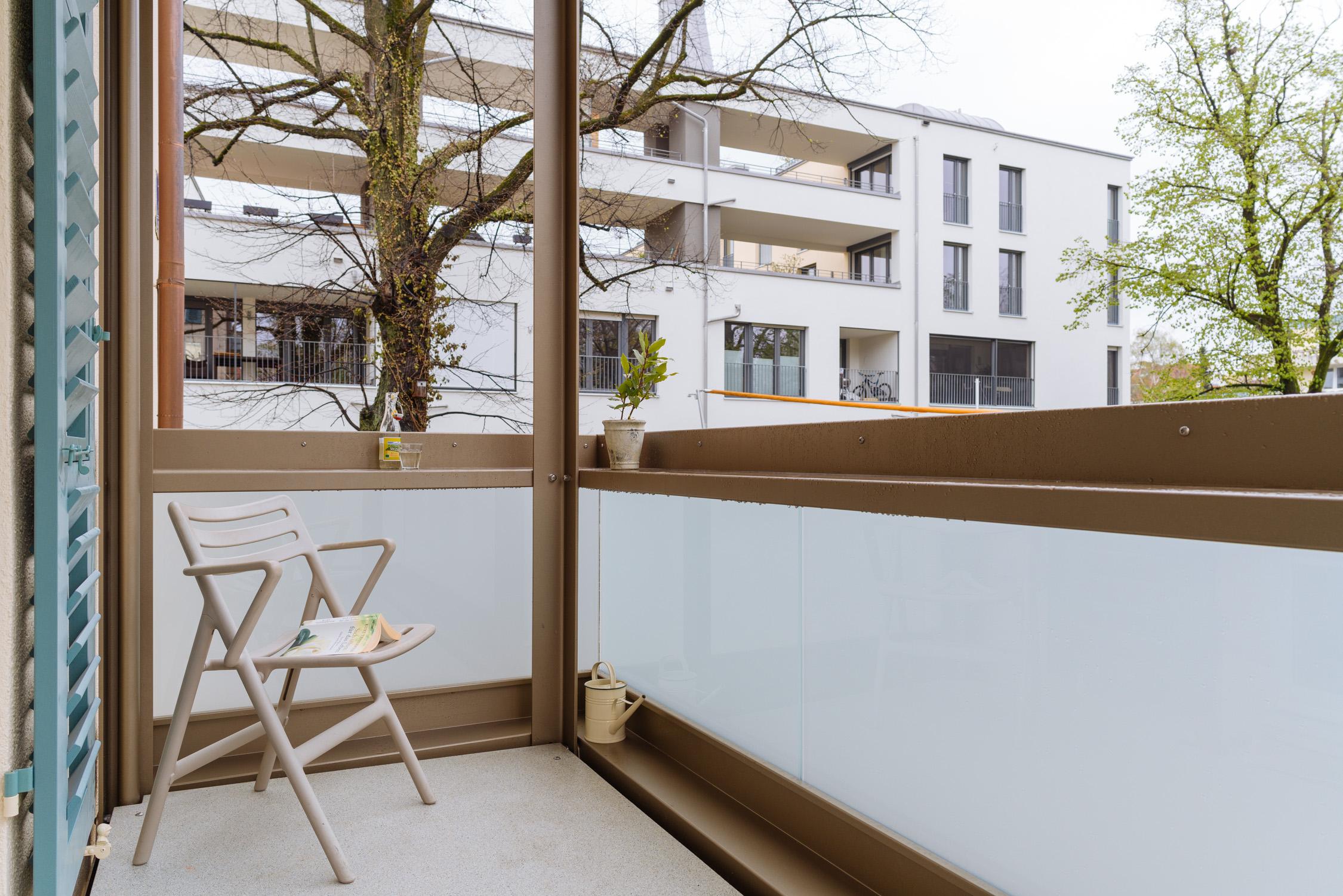 BALKONRAUM München - Denkmalschutz Balkone