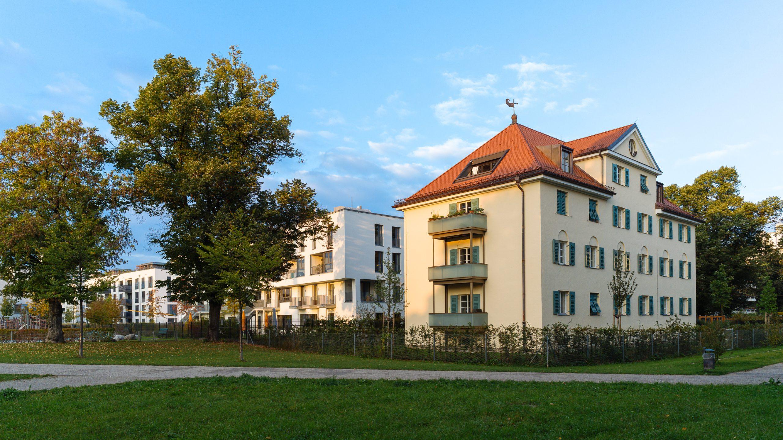Balkone München - Denkmalschutz Balkone