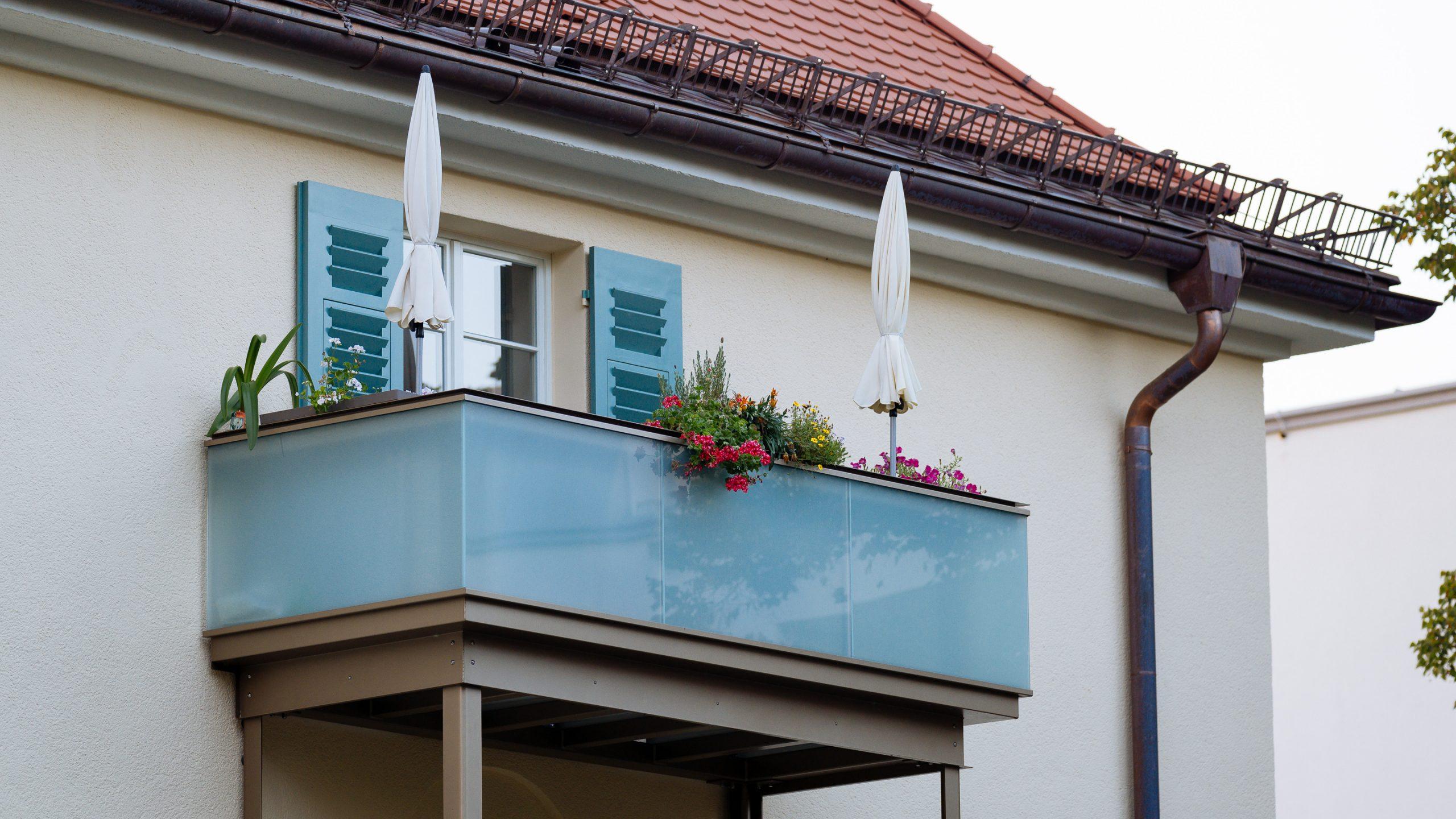 Balkon Geländer München