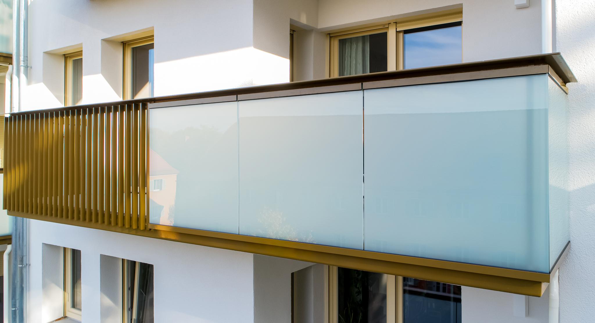 32 Balkone in Nürnberg