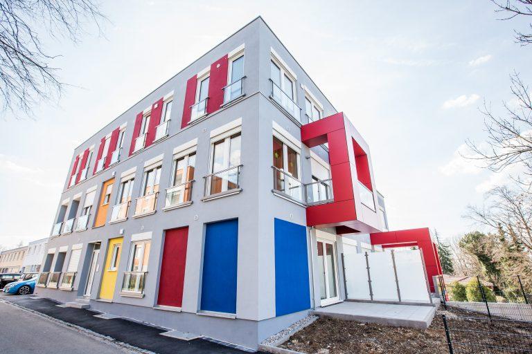 The Cube - außergewöhnliche Balkone in Donauwörth