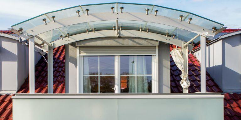 Balkon Zubehör: Überdachungen für Balkone und Terrassen