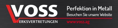 VOSS Werksvertretungen - Vertriebspartner