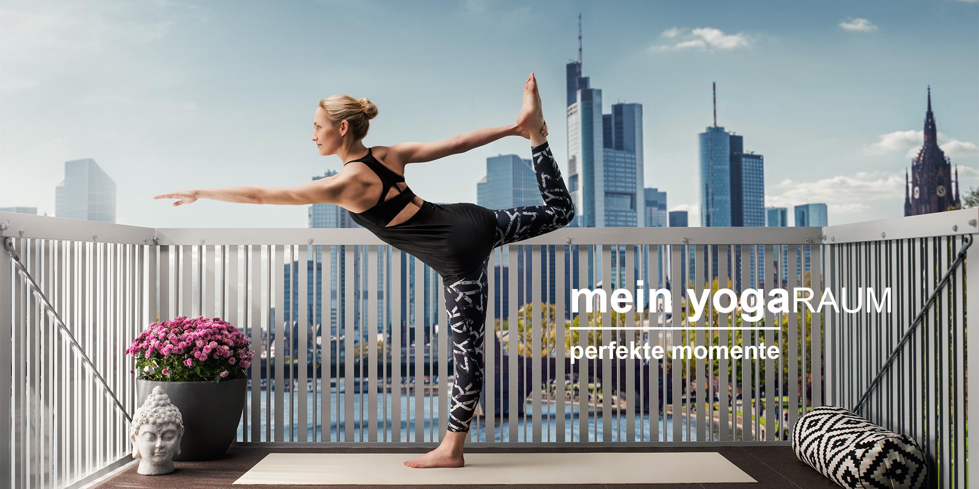 mein yogaraum - perfekte momente
