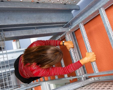 Fluchtleiter für Balkone